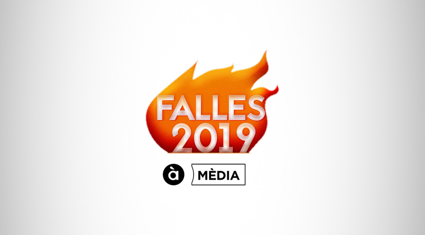 À Punt codifica las Fallas 2019 con Media Excel