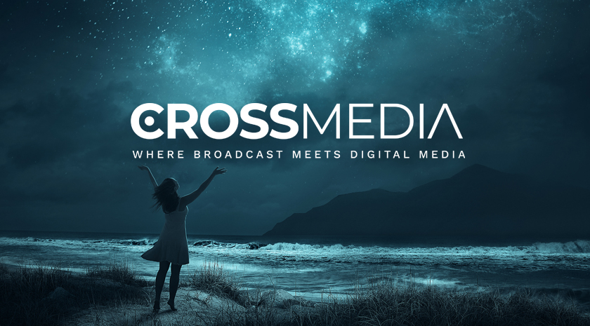 Crossmedia, new digital line by Crosspoint