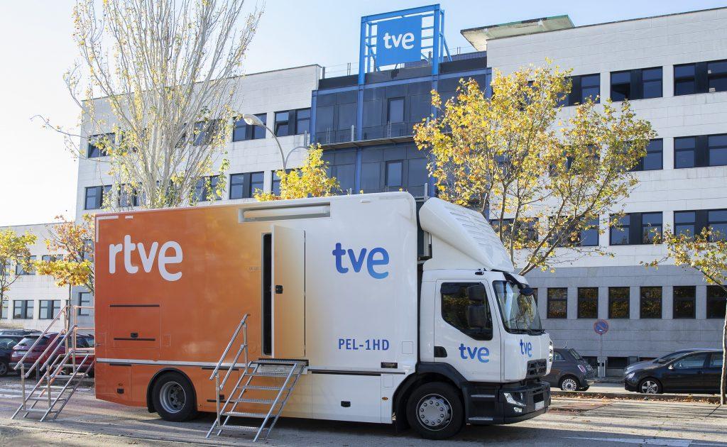 Radio Televisión Española has just released four HD-SDI high definition mobile units